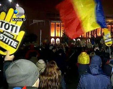 Adio, proteste in fata Guvernului! Piata Victoriei va fi transformata de Primaria...