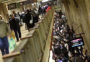 41 de statii de metrou vor fi modernizate