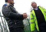 Politistii sectorului 3 s-au apucat sa imparta amenzi pentru parcare neregulamentara! Ce este dubios este ca iata unde si-au parcat ei masina
