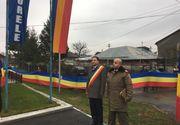 Cum s-au pregatit localnicii din Magurele pentru a marca Ziua Nationala a Romaniei
