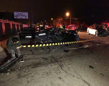 Soferul care ucis o persoana si a ranit trei in accidentul de la Bascov a fost prins!...