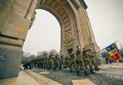 Vedeta inedita a paradei de 1 Decembrie din Bucuresti. Imaginea a devenit virala pe Facebook