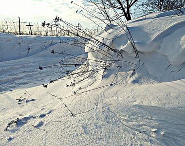 Ninge ca in povesti la Ranca! Autoritatile gorjene au pus in functiune utilajele de...