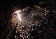 Un miner din Hunedoara a ramas prins sub un utilaj! Barbatul este blocat in mina Livezeni 2!