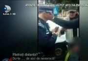 Cum a fost pedepsit cel care a palmuit un politist in Tulcea!