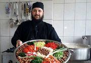 "Parintele Efrem Bandarica s-a apucat de dieta! Preotul de la Manastirea Dervent a dat jos 15 kilograme! ""Fac si sport. Matanii si cate 60 de minute pe bicicleta"" – Exclusiv!"