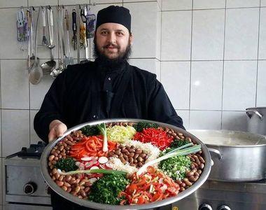 Parintele Efrem Bandarica s-a apucat de dieta! Preotul de la Manastirea Dervent a dat...