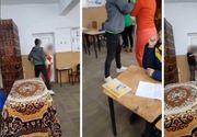 Elevii din Teleorman care au batut si umilit o profesoara au primit o mustrare scrisa