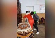 Elevul retinut pentru agresarea unui cadru didactic de la o scoala din Teleorman a fost arestat