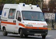 Trei copii si un adult, raniti dupa ce o masina s-a rasturnat pe DN 1
