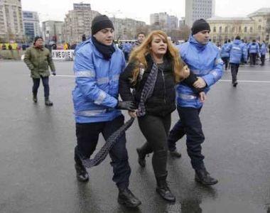 Mars de comemorare a Regelui Mihai, urmat de un protest in Piata Victoriei, anuntate...