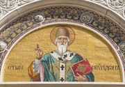 Sfantul Ierarh Spiridon, Episcopul Trimitundei este praznuit in fiecare an pe 12 decembrie.