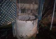 Operatiune dificila de salvare a unei batrane cazute in fantana, adanca de 8 metri