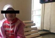 Fetita din Iasi bolnava de cancer ai carei parinti au fost obligati de instanta sa o duca la medic, preluata de o ambulanta si dusa la spital la Timisoara