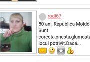 Un italian care isi cauta iubirea pe internet a fost inselat de Rodica, o moldoveanca vaduva