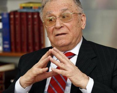 Adevarul despre starea de sanatate a lui Ion Iliescu! Fostul presedinte va lipsi si de...