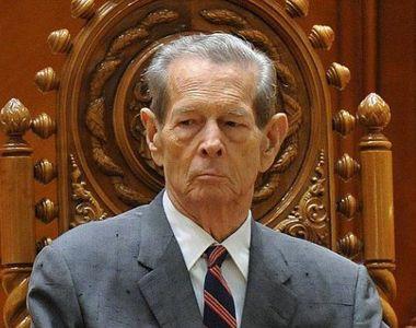 Casa Regala a anuntat ca slujba de ingropare a Regelui Mihai I va fi oficiata in...
