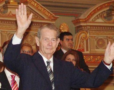 """Omagiu emotionant adus Regelui Mihai de actrita Ioana Pavelescu: """"Majestate,..."""