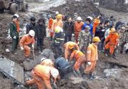 11 morti si 16 raniti in urma unei alunecari de teren in Chile
