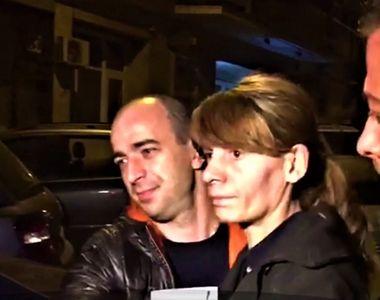 Legatura dintre criminala de la metrou si barbatul din Popesti  Leordeni care si-a ucis...