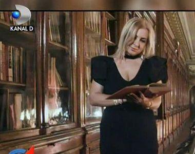 Scandal la Universitatea de Medicina, dupa ce Carmen Serban a filmat un videoclip aici:...