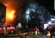 Incendiu devastator la o sala de fitness din Coreea de Sud. Pana la aceasta ora, 29 de persoane si-au pierdut viata