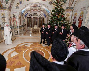 """Cum arata """"casa"""" Patriarhului Daniel! Seful BOR si-a deschis portile..."""