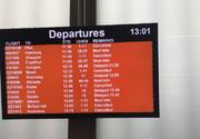 Mai multe zboruri intarziate si anulate la Bristol, dupa ce o aeronava cu 25 de pasageri a iesit de pe pista la aterizare