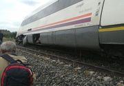 Accident feroviar in Spania. Zeci de persoane au fost ranite, cel putin 9 fiind cetateni romani