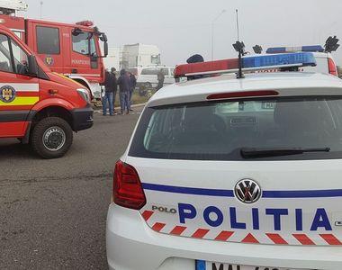Un autotren si un autobuz s-au ciocnit in Hunedoara! A fost activat planul rosu de...