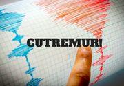 Un nou cutremur a lovit Romania in aceasta dupa-amiaza!
