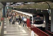 Se modifica programul de circulatie la metrou, incepand de pe 25 decembrie pana pe 2 ianuarie