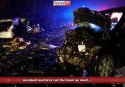 Doi elevi ai Seminarului Teologic din Caransebes si-au pierdut viata in urma unui grav accident rutier