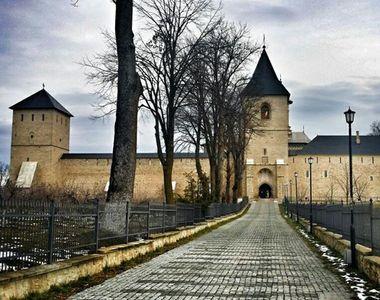 Cea mai inalta si ingusta biserica din Romania. Dragomirna este perla arhitecturala din...