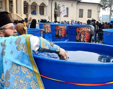 De unde este adusa apa ce va fi sfintita de Boboteaza la Patriarhie! Ce se face cu...