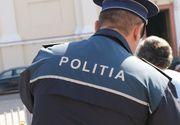 Un barbat din Cluj, care ameninta ca isi va ucide sotia, a fost imobilizat de politisti si pompieri