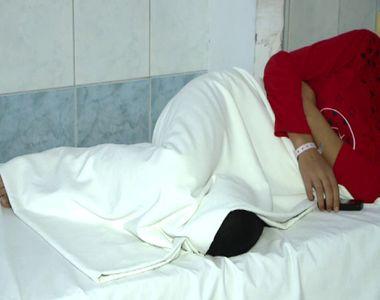 Un barbat din Arges si-a injunghiat sora insarcinata cu o pila