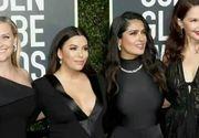 Actorii de la Hollywood si-au asortat tinutele pe covorul rosu de la Globurile de Aur