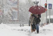 Meteorologii au facut anuntul! Iata cand va ninge pentru prima data in Bucuresti anul acesta!