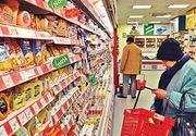 Inflatia in Romania creste ca Fat Frumos! Iata cat de mult au crescut preturile alimentelor, fata de anul trecut!