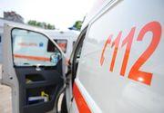 Accident rutier produs in zona Sema Parc din Capitala. Trei persoane au ajuns la spital
