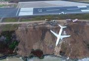 Panica la bordul unui Boeing cu 162 de pasageri! Avionul, in pericol sa cada in Marea Neagra