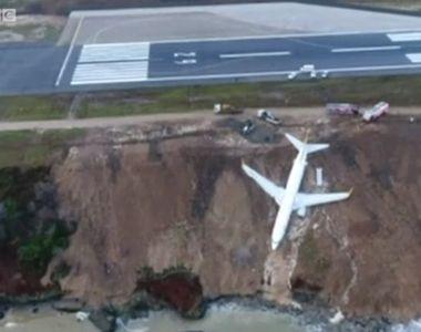Panica la bordul unui Boeing cu 162 de pasageri! Avionul, in pericol sa cada in Marea...