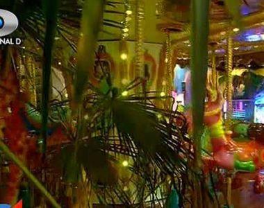 La Brasov, s-a deschis cel mai mare parc de distractii din sud-estul Europei. Uite cum...