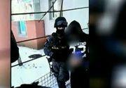 """Politistul pedofil, huiduit de vecini! Eugen Stan, dus de politisti la boxa apartamentului sau pentru verificari: """"E un monstru"""""""