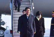 Moment penibil. Premierul Japoniei a ajuns la Palatul Victoria, dar nu a gasit premier roman la Guvern