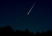 Spectacol dupa ce un meteorit s-a prabusit la marginea orasului Detroit!