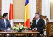"""Gestul impresionant facut de zeci de romani, pe pagina de Facebook a Ambasadei Japoniei in Romania: """"Ne cerem scuze pentru cum a fost primit premierul Shinzo Abe"""""""