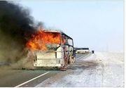 Accident devastator pe autostrada! 52 de persoane au ars de vii, dupa ce autocarul in care se aflau a luat foc