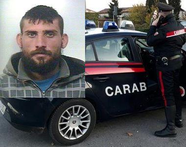 Roman de 27 de ani, arestat in Italia pentru ca si-a rapit fosta iubita, apoi a...